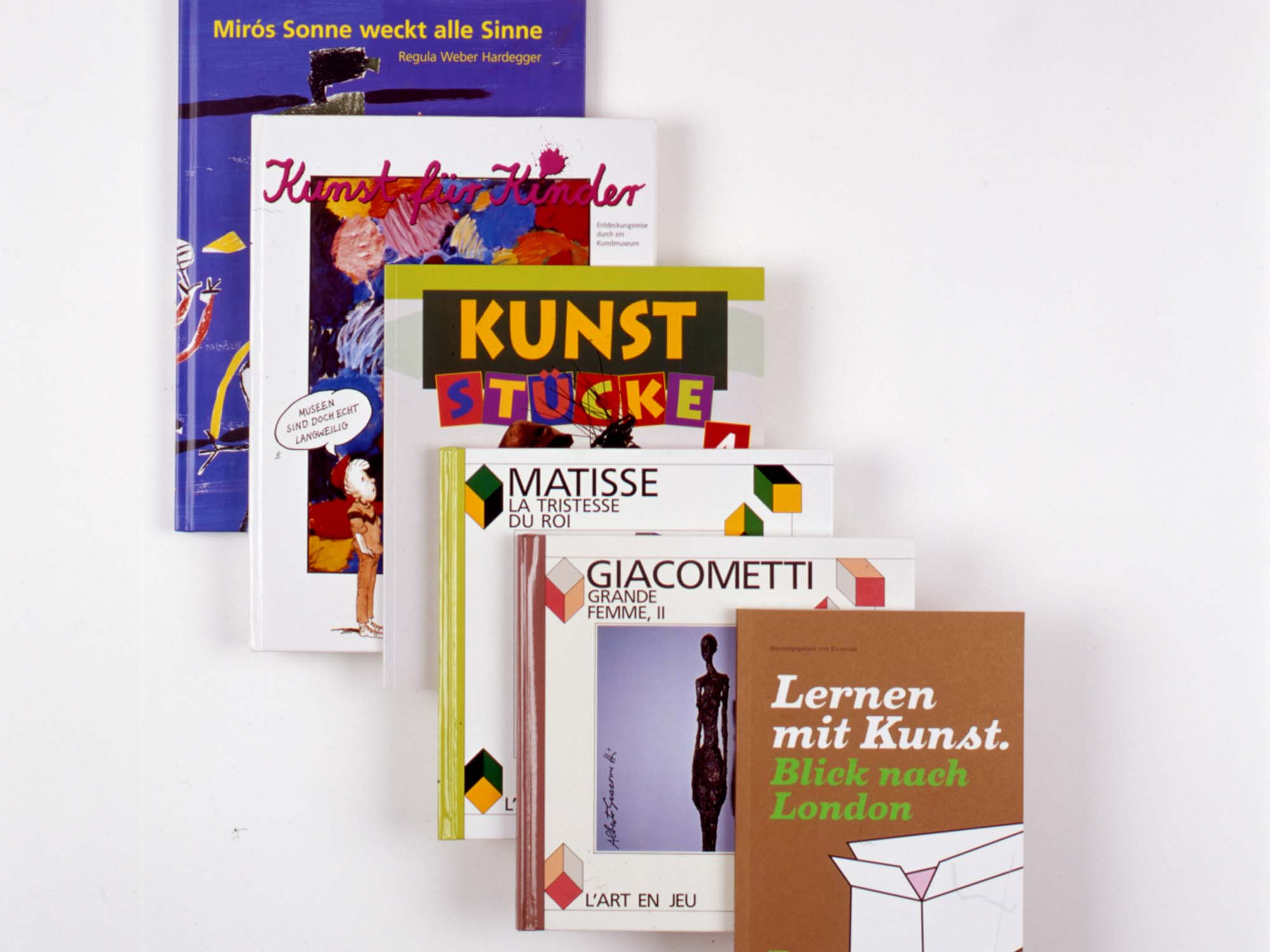 the art education department at the bndner kunstmuseum provides educational material for all school levels this material is a useful aid for students in